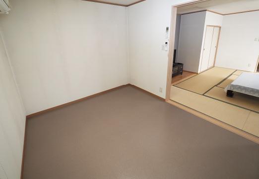 写真:安置室